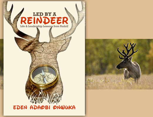 Led by A Reindeer